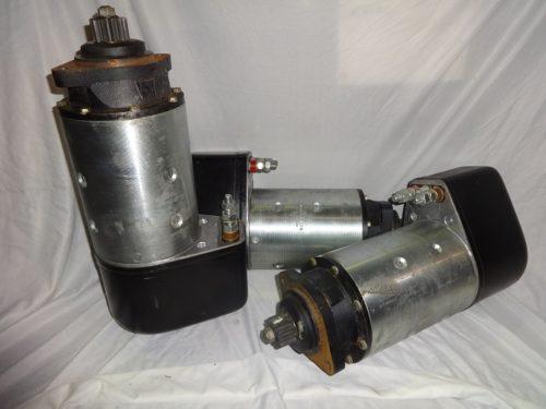 Bosch 0001510008 starter motor