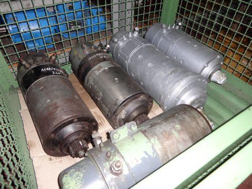 Motorini avviamento Bosch