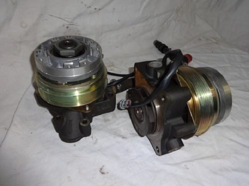 Pompa acqua Iveco 504080032