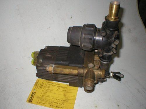 Pompa acqua oleodinamica ad alta pressione