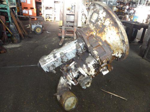 Pompa idraulica Hydromatik A8V80SR4R121F1