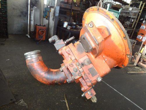 Pompa idraulica Rexroth