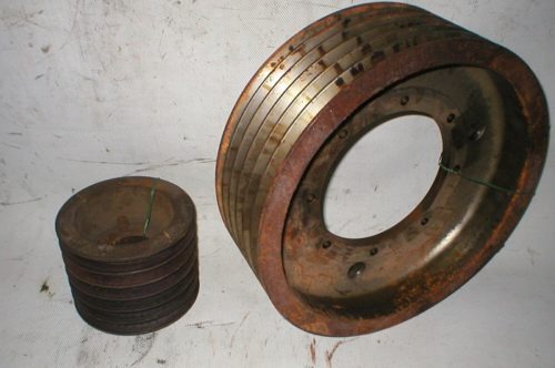 Caterpillar 7W0703 pulley