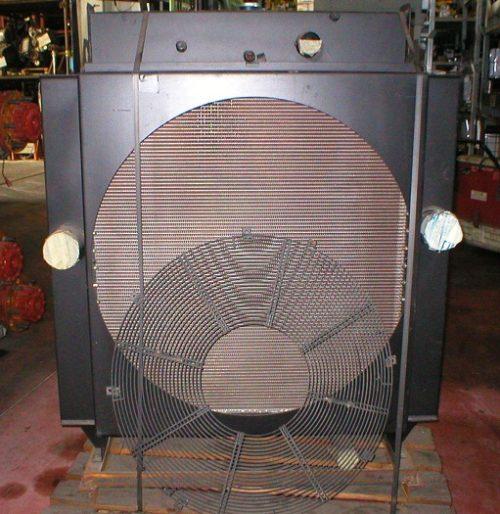 Bearward DDC60 radiator