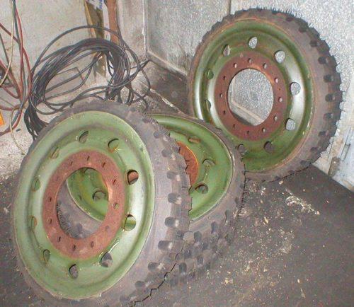 Caterpillar 1R1189 wheel