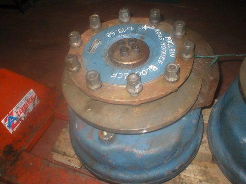 Poclain 2400 2C F driving wheel