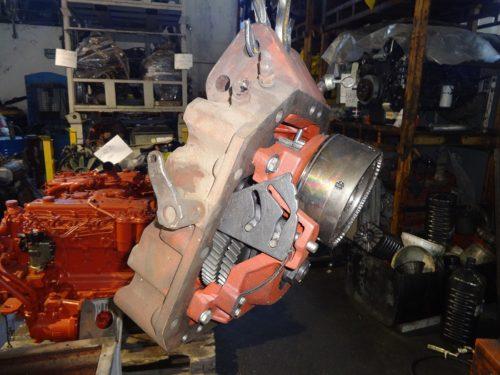 Sollevatore idraulico trattore New Holland