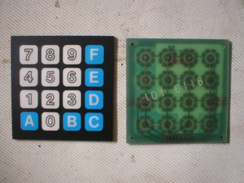 Tastiera esadecimale T16S Honeywell