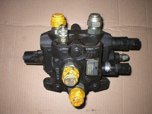 Valvola idraulica alta portata JCB 25/612400