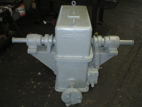 M.Frigerio winch for ships