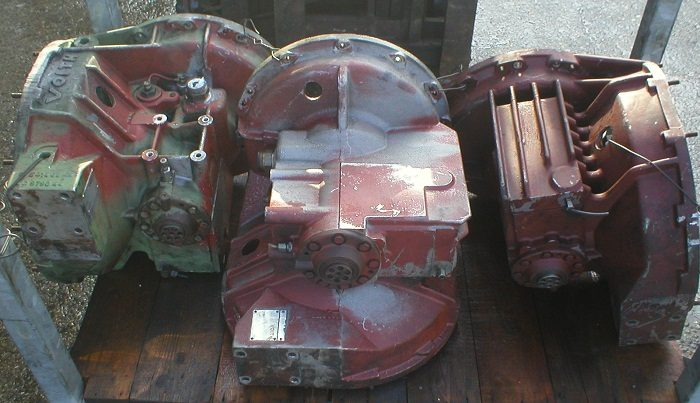 Trasmissione Voith 850