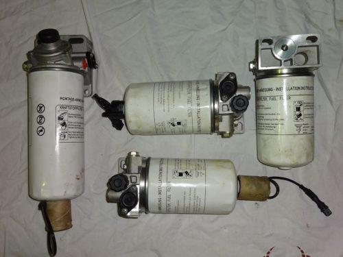 Filtro gasolio Deutz 04504438