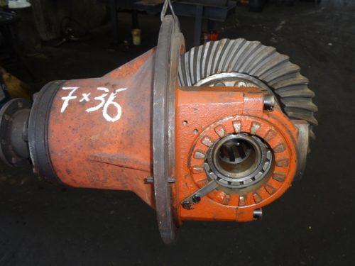 Benfra 7/36 bevel gear set