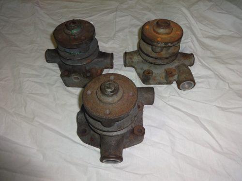 Pompa acqua motore Perkins 3 cilindri