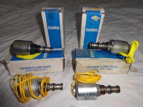 Clark 246807 solenoid