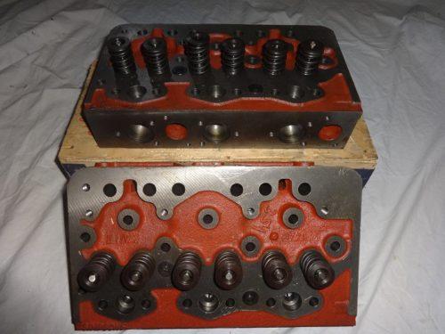 Testata motore Perkins A.3152