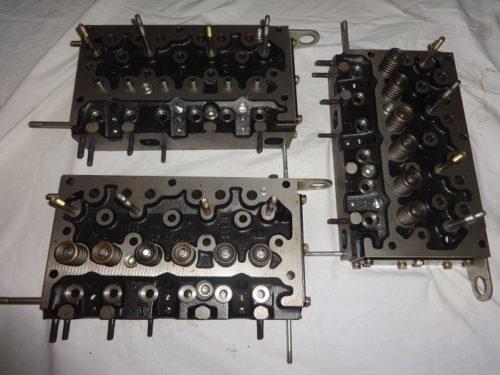 Testata motore Perkins 3712E091T