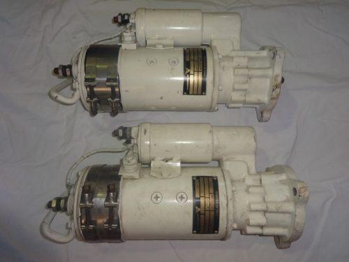 Prestolite 12312388 starter motor