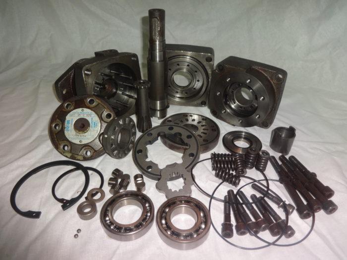 motore idraulico samhydraulik arf 50 n c25