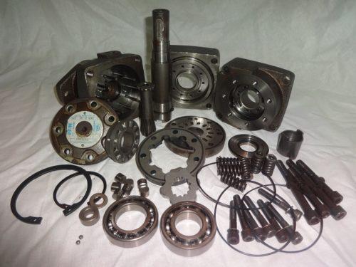 Samhydraulik ARF 50 N C25 hydraulic motor