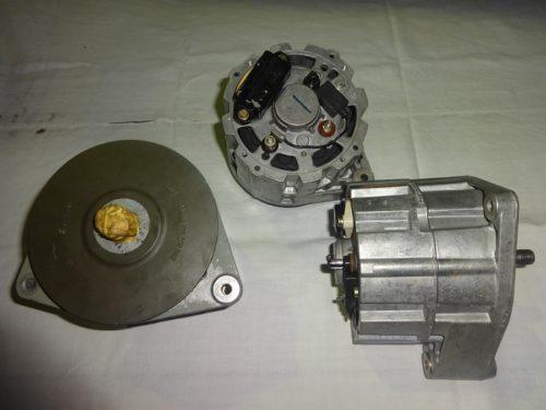Bosch 0120489731 alternator