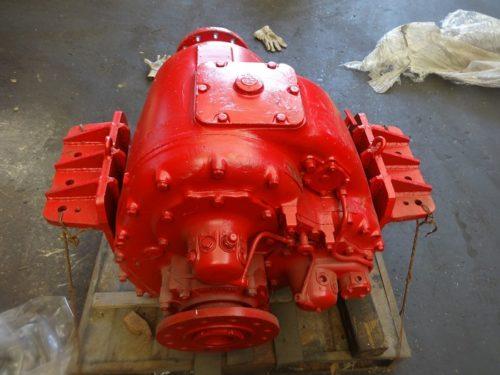 ZF 2:1 marine transmission