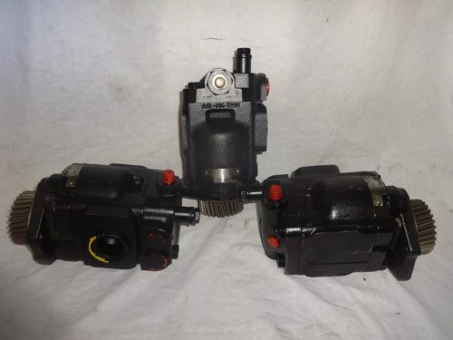 Pompa idraulica JCB 20/917500