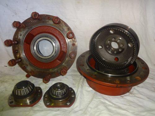 Spare parts Clark Hurth 277/119 axle