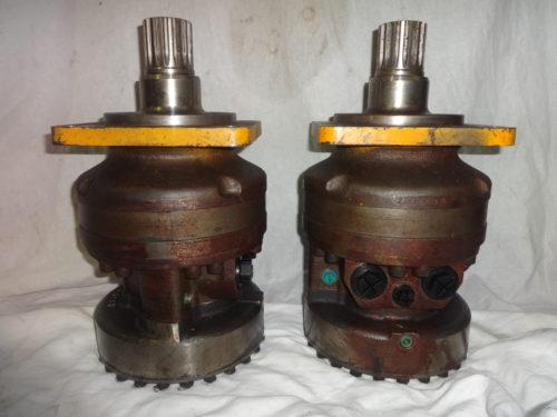 motore idraulico jcb 20/906500 jcb 20/906400