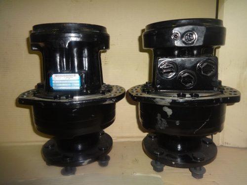 Motore idraulico traslazione posteriore JCB 20/925793