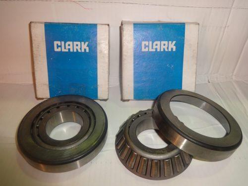 Cuscinetto a rulli conici Clark 667277, Clark 667278