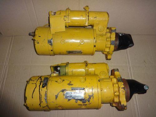 Caterpillar 2071562 starter motor
