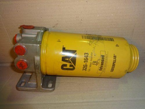 Filtro gasolio alta separazione acqua Caterpillar 3261643