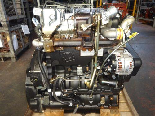 JCB 444 TA4 55-L1 engine
