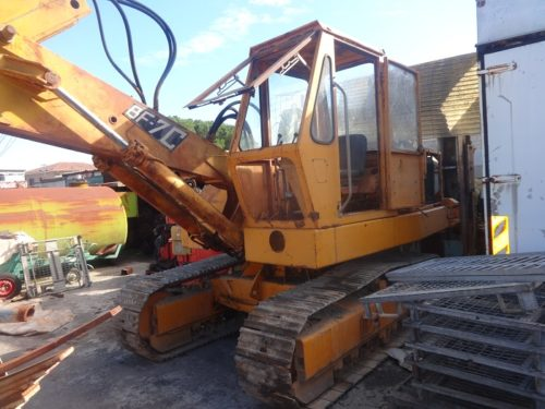 Benfra BF7C crawler excavator