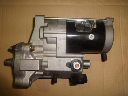 Caterpillar 2342637 starter motor