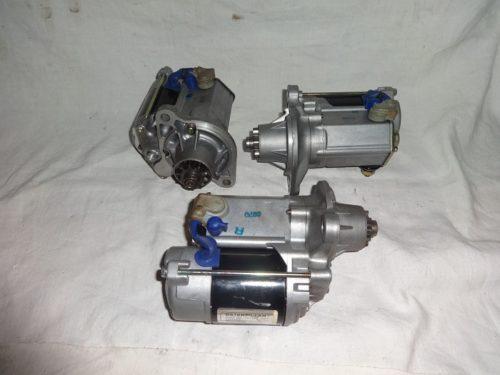 Caterpillar 7X1057 starter motor