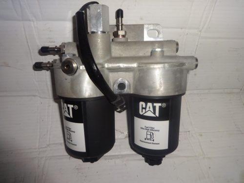 Supporto filtri gasolio Caterpillar 3443349