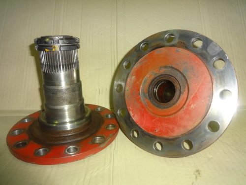 ZF APL-1552 stub axle
