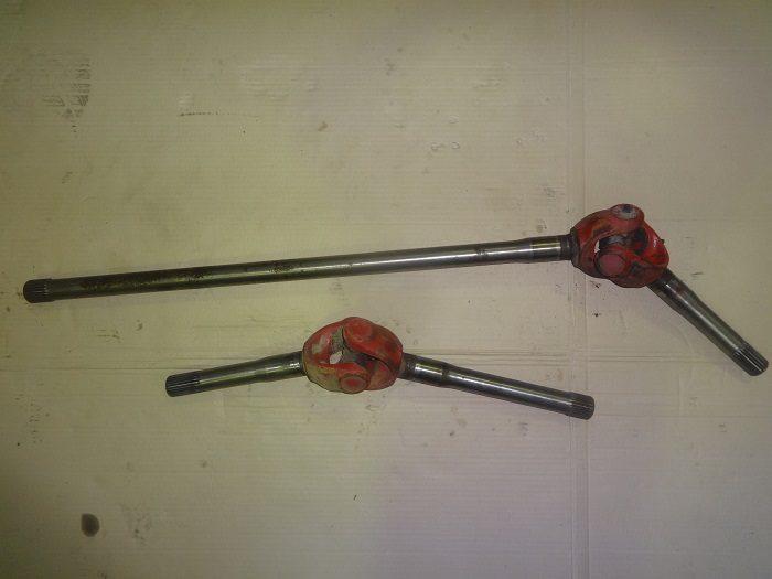 ZF 0501203293 axle shaft