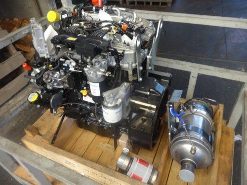 Motore Perkins serie 850
