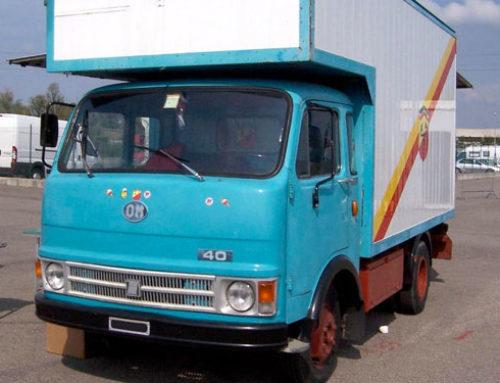 OM 40; un furgone per tutte le esigenze