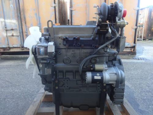 motore yanmar 4tnv98t-nsa2