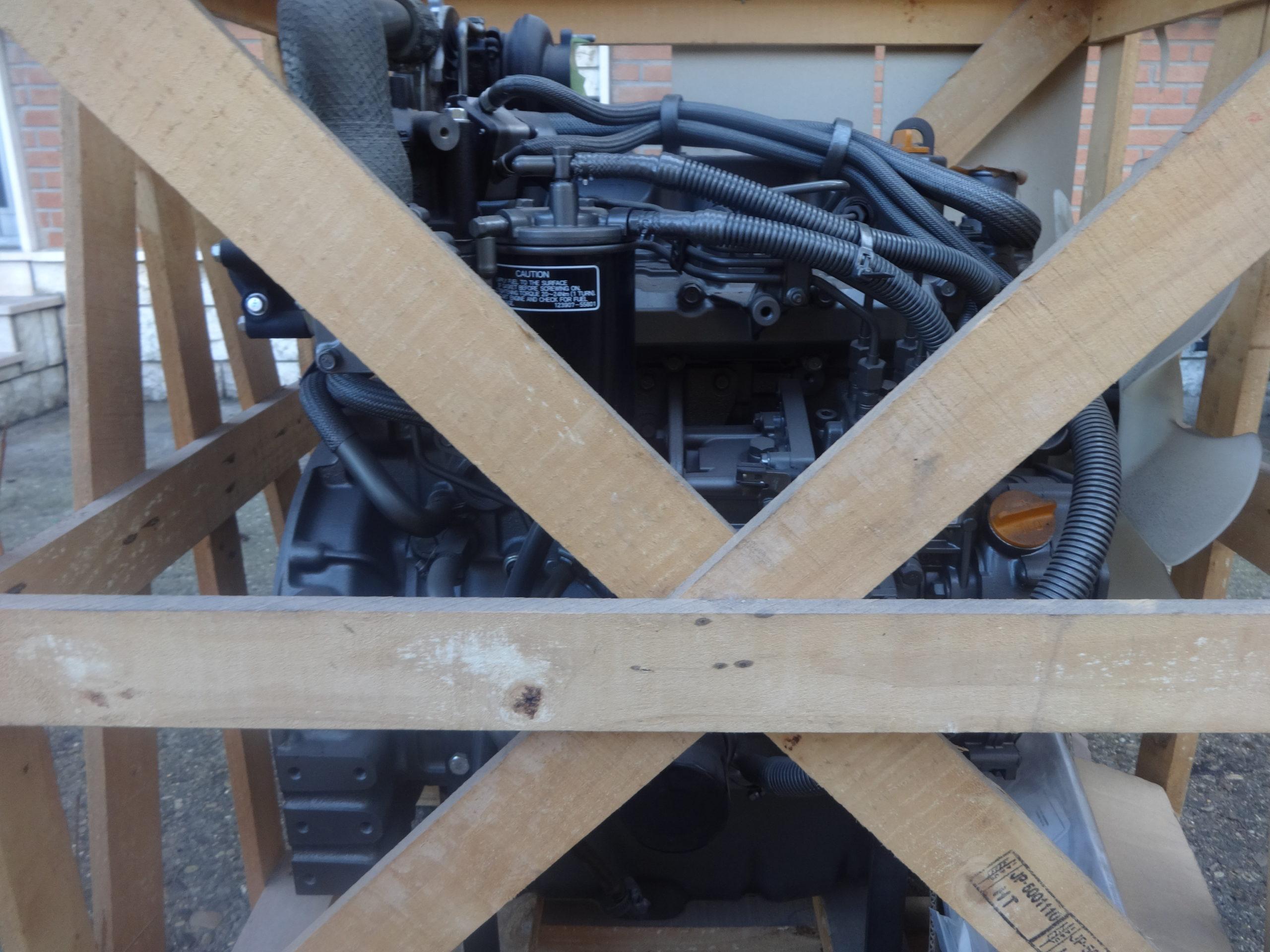 motore yanmar 4tnv98t-znsa2