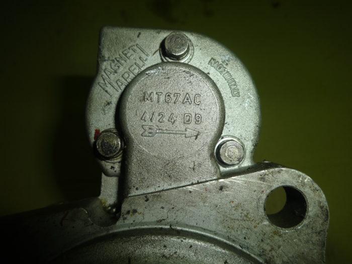 magneti marelli mt67ac