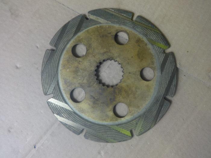 disco freno spicer 73807610013