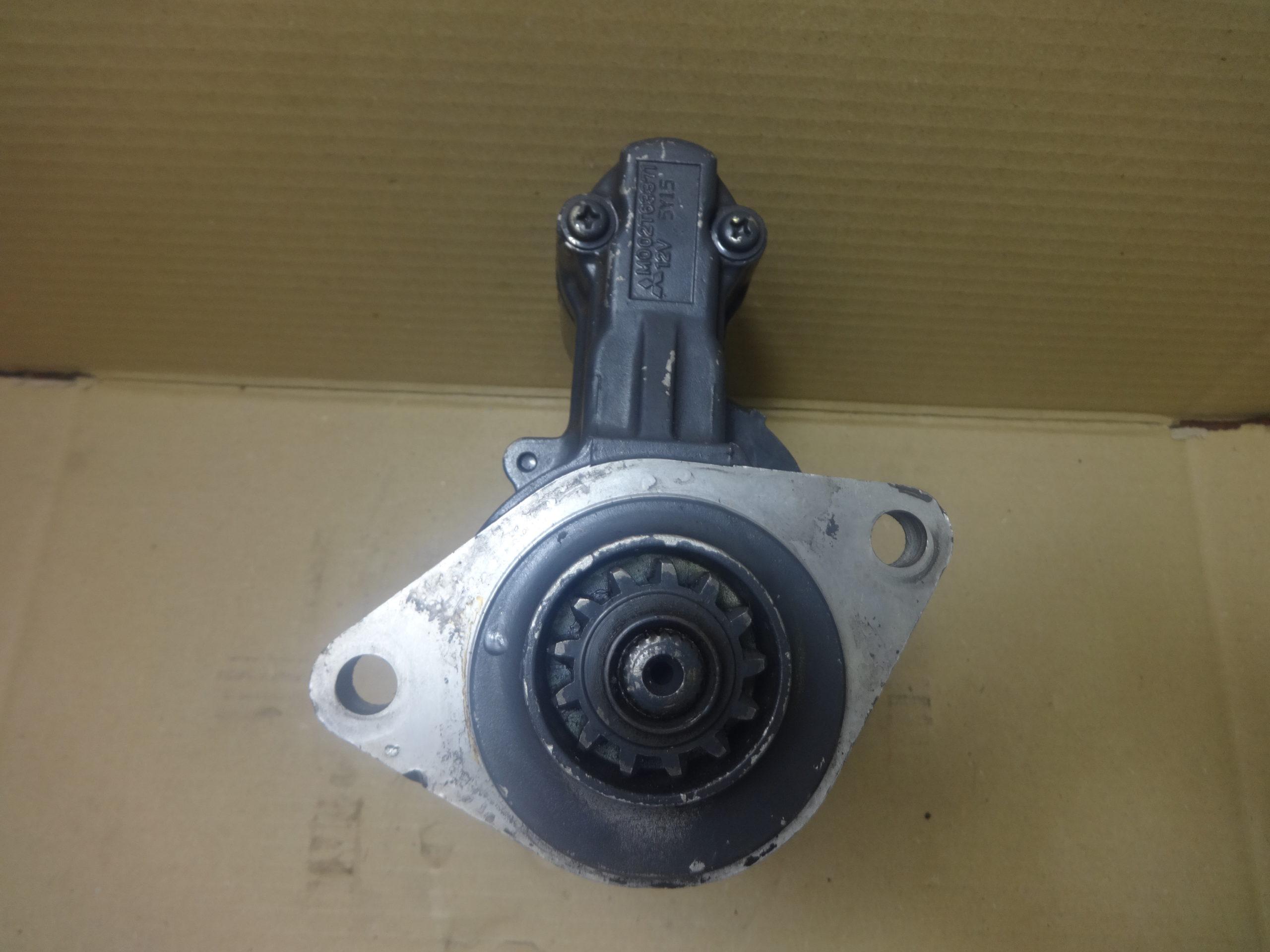motorino avviamento mitsubishi m002t63371