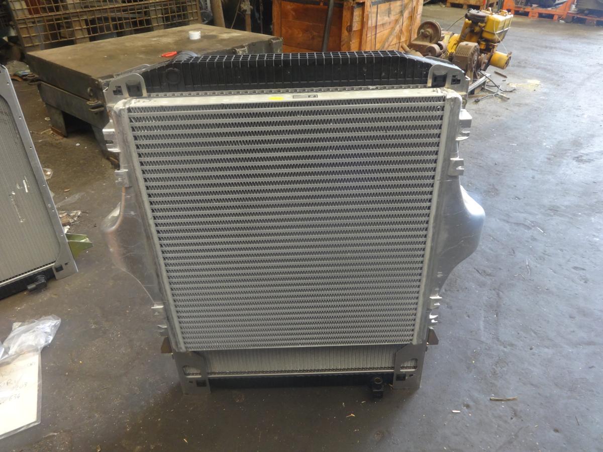 intercooler iveco 41016520