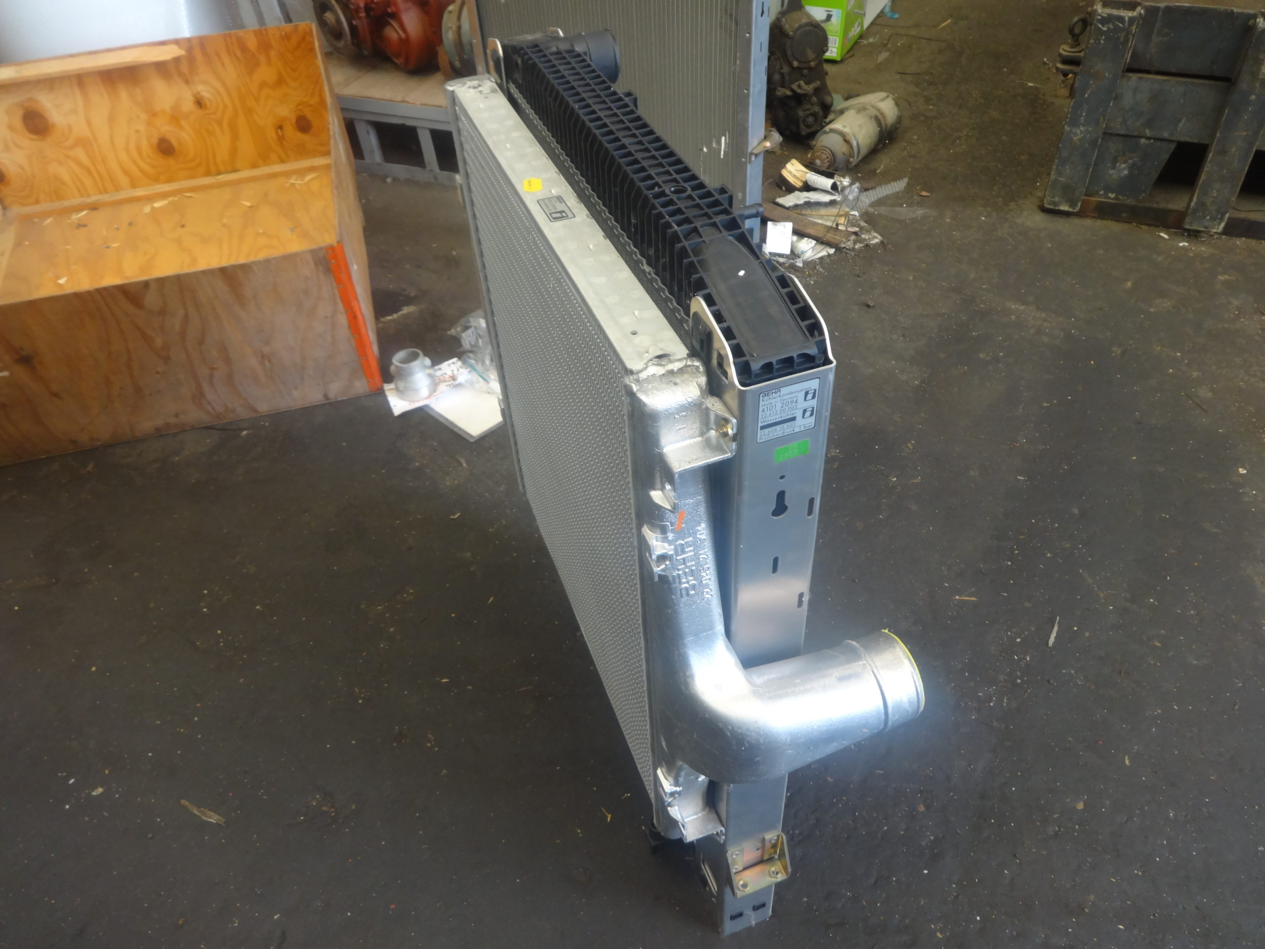 radiatore behr 22612000002