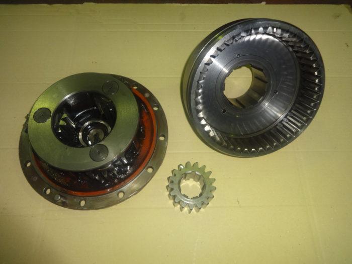 riduttore ruota benfra 315